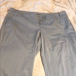 NY&CO Gray Dress Pants